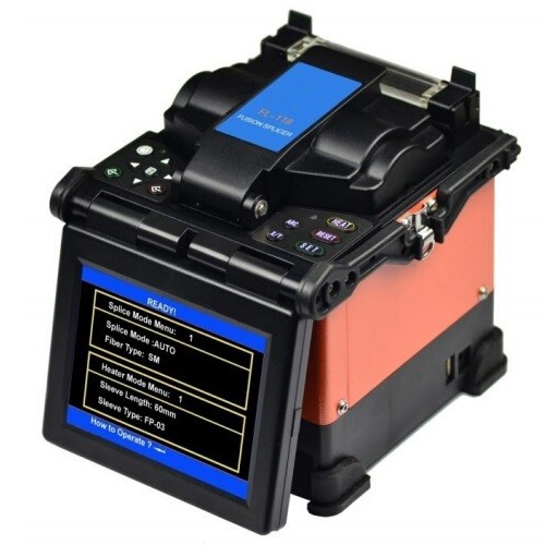 FL-118 fusion splicing machine