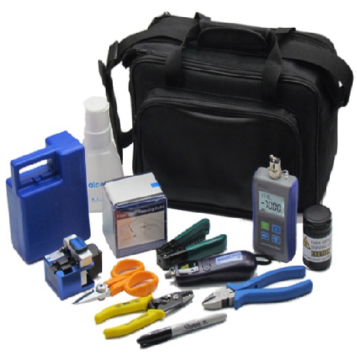 fiber optic equipment Use Optic Tool Kit Sets for Fiber Mini Reparing Tool kit