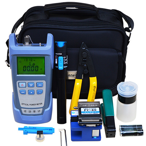 Fibre Optical Company Fiber Optic Tool Kit