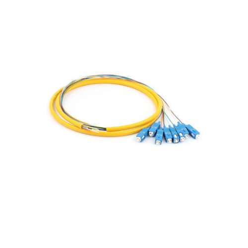 8 cores sc/upc Fiber optic pigtail