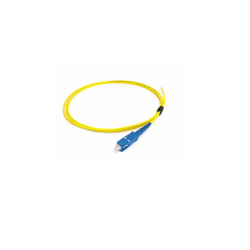 Single-mode SC/UPC fiber optic pigtail for ODF