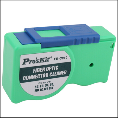 Fiber OpticConnector Cassette Cleaner Proskit