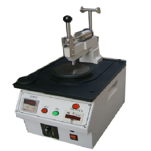 Fiber optic polishing machine central pressure fiber polishing machine