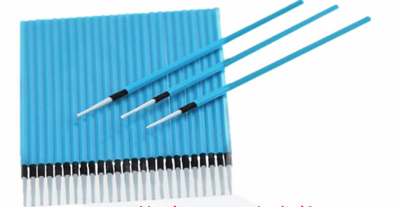 1.25mm Fiber Optic Cleaning Stick Cleaning Swab