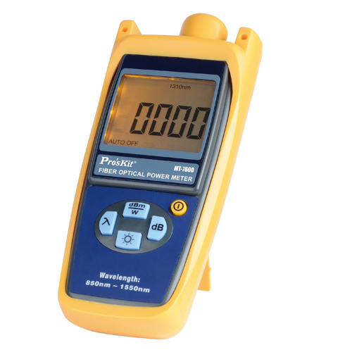 MT-7600, Fiber Optic Power Meter