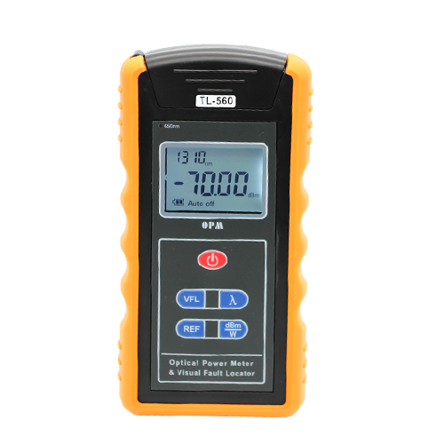 Optical Power Meter Laser Light Source machine TL-560 Optical Power Meter