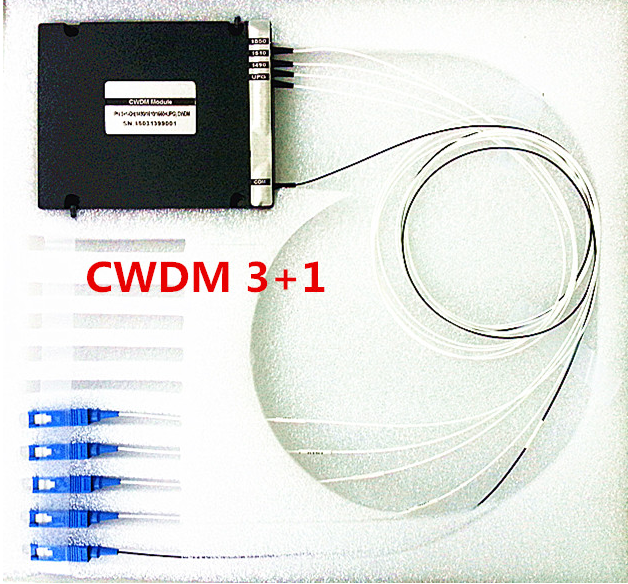 2CH ANNEL 1310nm 1550nm CWDM Coarse wavelength division multiplexer