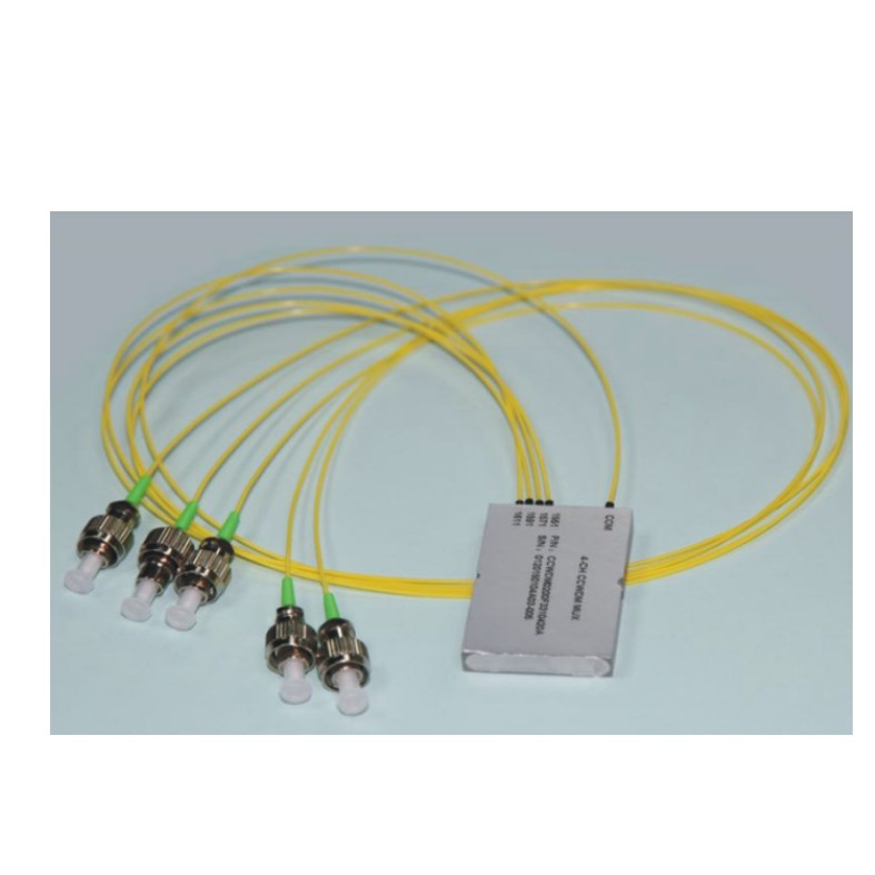4,8,16 Channel ABS Box CWDM Filter with SC/FC/LC/ST Connector