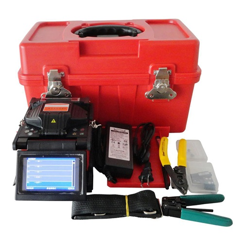 China DVP-760 Core Alignment Splicing Machine/Alineacion del Nucleo Fusion Splicer