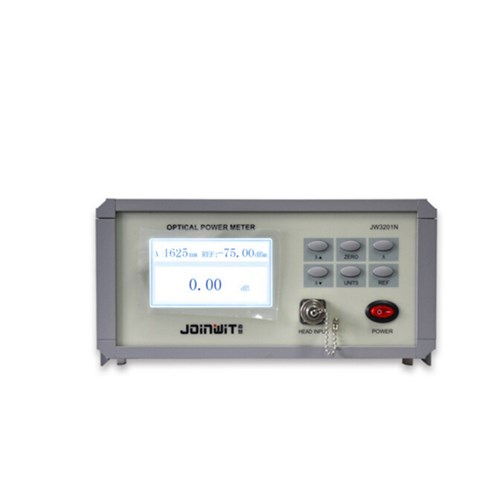 Jw3201n0 single channel optical power meter ( built - in probe ) jw3201n1