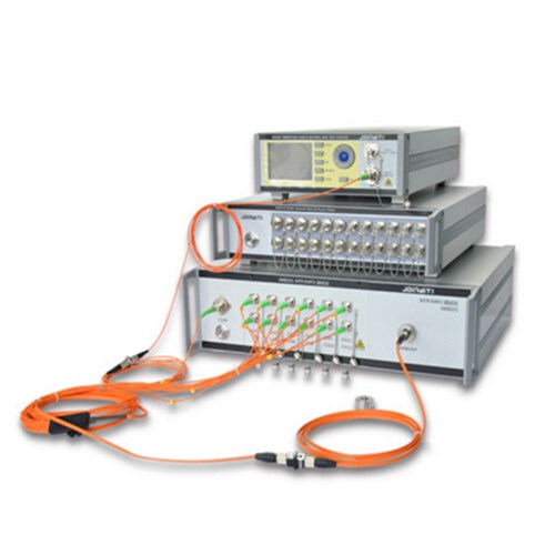 JW8201 MTP/MPO Test system 12 - channel