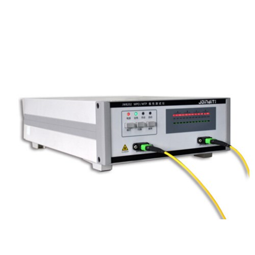JW8202 MTP/MPO Optical Fiber Return Loss Polarity tester 12 channel