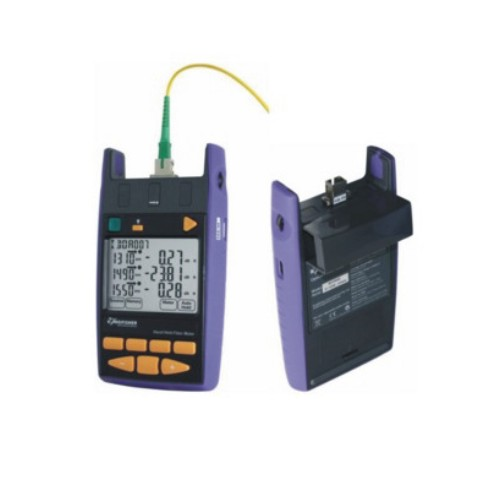 Kingfisher International KI2600 series a wireless power meter and optional Visual Fault Finder