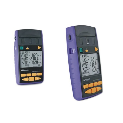 High power detector up to +24 dBm Kingfisher International KI2600 series Optical Power and Energy Meters