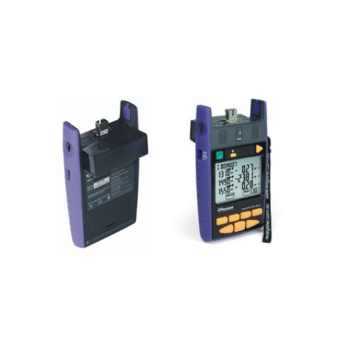Fiber optic product Kingfisher International KI2600 series Optical Power Meter for  expanded beam connectors