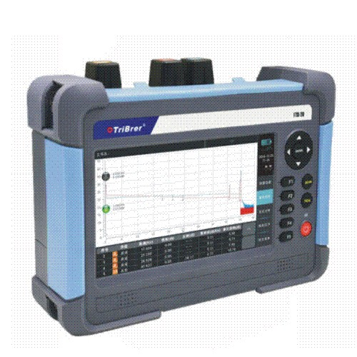 Tribrer Brand OTDR FTB-20 40dB Platform, Multi Touch Screen OTDR Meter