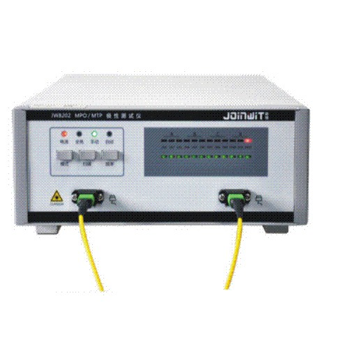 JW8202 Mpo / mtp12 channel / 24 channel optical fiber insertion loss tester