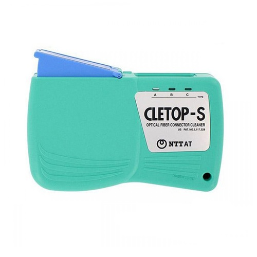 NTTAT CLETOP Type A Fiber Optic Cleaner