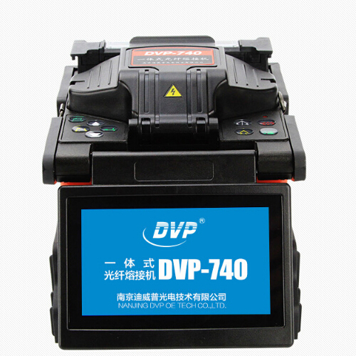 Optical Fiber Fusion Splicer DVP-740 series equipment