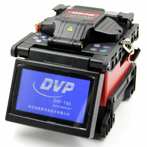 ftth fusion splicer DVP-740 / Fiber optic splicing machine