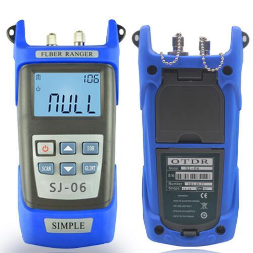 1310//1550Nm OTDR Principle Simple Tester Optical Fiber Ranger Meter