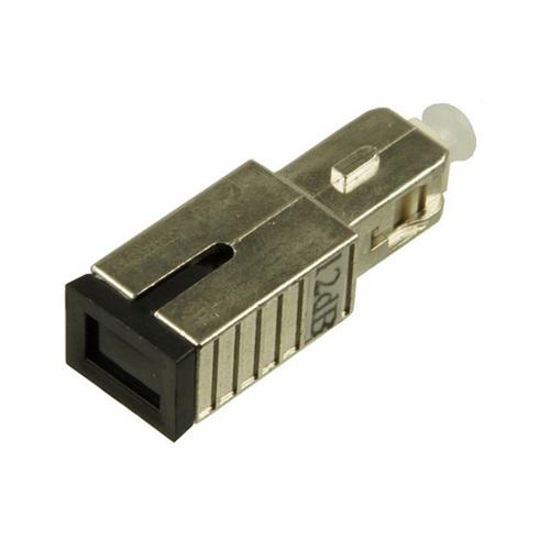 12 dB FC Fiber Optic Attenuator UPC